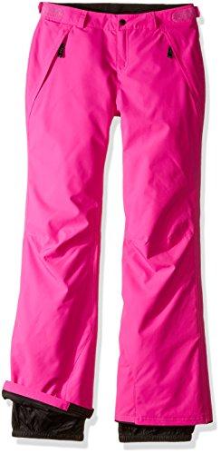 O'Neill Girls Charm Pants, Hot Pink, Size 12