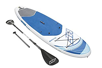 "65303E Bestway Hydro-Force 10' x 33"" x 4.75"" Oceana Inflatable Stand Up Paddle Board from Bestway - Outdoors-FCA CNNTG"