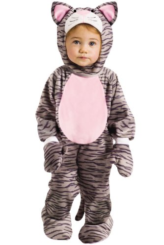 Baby/Toddler Kitten Halloween Costume