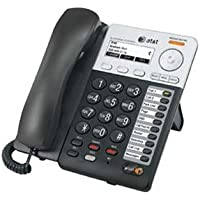 AT&T SB67025 Synapse 1-16 Line Operation Corded VoIP PoE enabled Extra Deskset