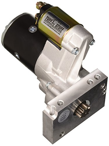gear reduction starter - 8