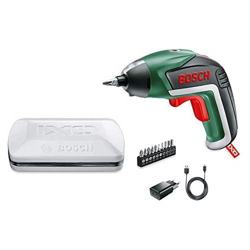 chollos oferta descuentos barato Bosch IXO Básico Destornillador 3 6V en caja de plástico