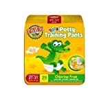 Earth's Best Organic Potty Training Pants Size 2T-3T, 29 Count (Pack of 4)