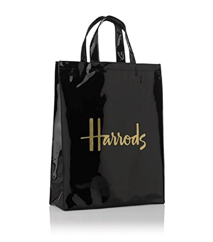 Harrods à femme pour Noir Noir Sac M main FFn6U