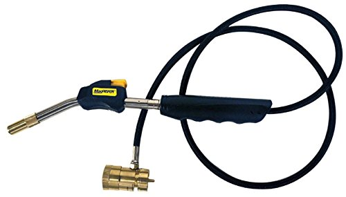 Mag-Torch Self-Lighting Tradesman Regulated MAPP or Propane Torch, (Mag Float 350)