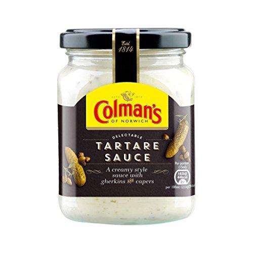 Colman's Tartare Sauce 250ml