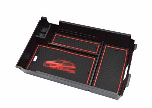 AutofitPro Center Console Armrest Storage Box Tray Container Organizer Insert for 2018 Chevrolet Equinox