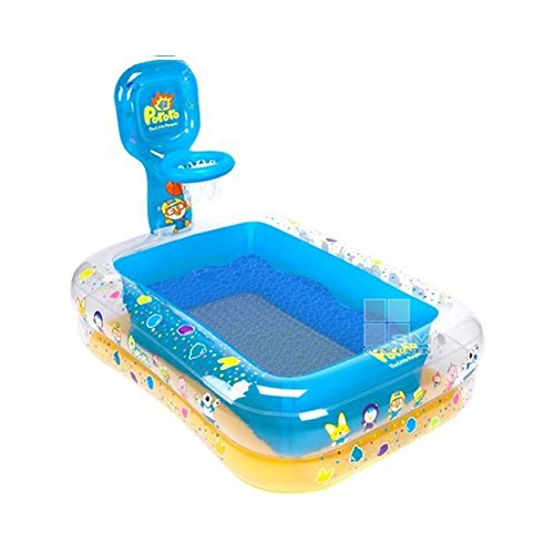 Pororo basketball Play Air Pool set by Pororo