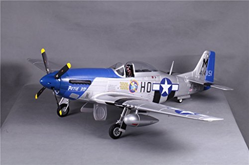 FMS P-51D Mustang Petie 2nd V8 1450mm (57