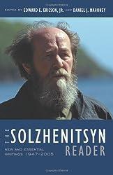 Solzhenitsyn Reader