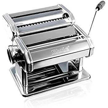 Shule pasta machine manual.
