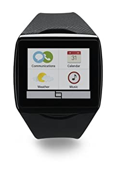 Qualcomm Toq - Smartwatch For Android Smartphone - Black 3