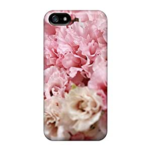 Cute Tpu LastMemory Perfect Garden Flowers Bouquet Case Cover For Iphone 5/5s