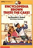 Encyclopedia Brown Takes the Cake!, Donald J. Sobol and Glenn Andrews, 0590429019