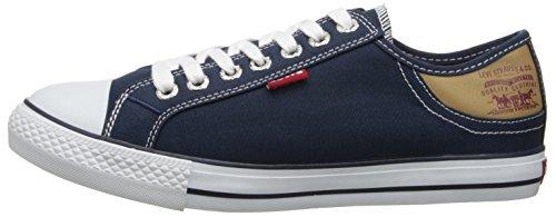Levi S Men S Shoes Navy Stan Buck  Fashion Sneaker