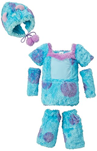 Children Sally Tod Child Sulley 95096T (Can Can Sally Child Costume)