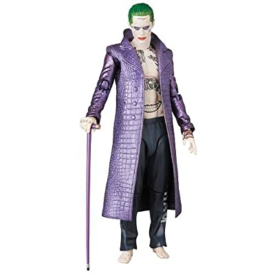 Medicom Suicide Squad: The Joker MAF EX Action Figure: Toys & Games