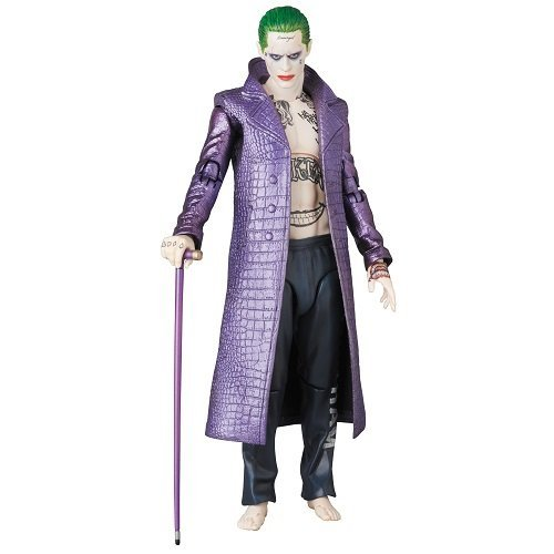 Medicom Suicide Squad: The Joker MAF EX Action Figure