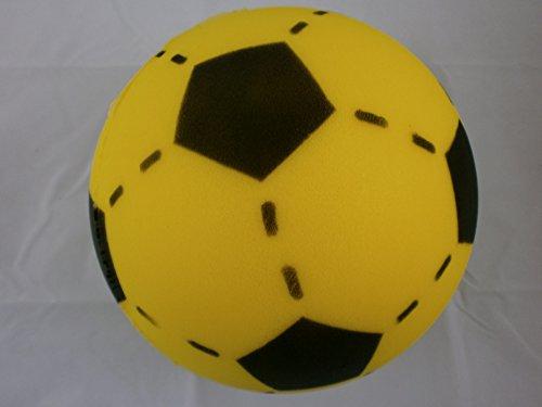 grosser Softball Fussball aus Schaumstoff 20 cm Art.84