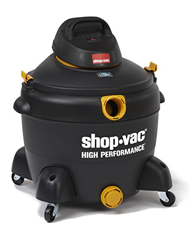 commercial shop vac 16 gallon - 8