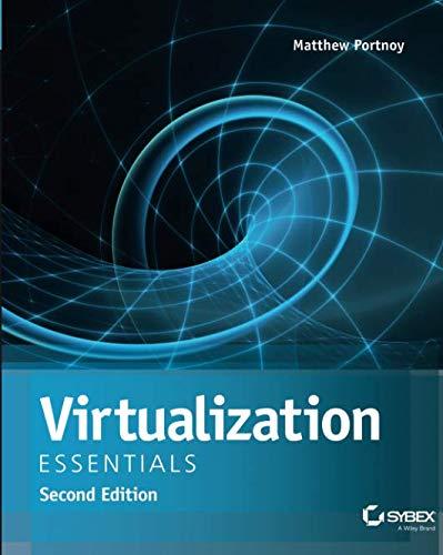 Virtualization Essentials, 2nd Edition (Best Ram For Virtualization)