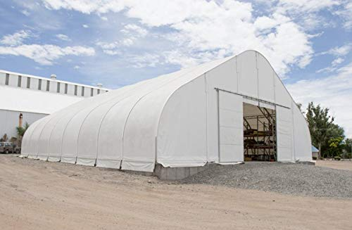 A&A Greenhouse White Plastic Film Polyethylene Covering 4 Year 6 Mil (14ft Wide X 25ft Long) by A&A (Image #3)