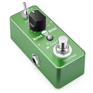 donner noise killer guitar effect pedal noise gate pedal 2 modes toys games. Black Bedroom Furniture Sets. Home Design Ideas