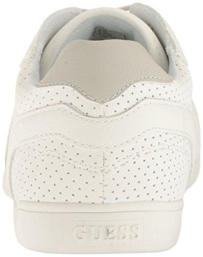 Guess Men's Jambi Sneaker White xLmydDe1WN