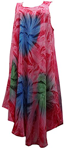 Traje de neopreno para mujer diseño de gatos con paraguas Cut diseño estampado con flores e instrucciones para hacer vestidos sin mangas talla única Feather Pink