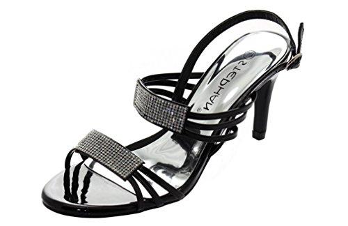 Ubershoes - Zapatos de tacón  mujer negro