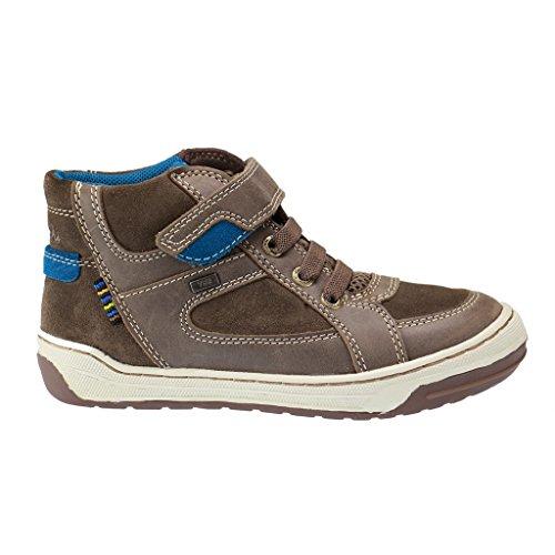 Lurchi Barney 33-14704 - Zapatos de cordones de cuero para niño 49°bungee