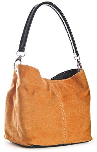 Italian Design Bucket Handbag - 3