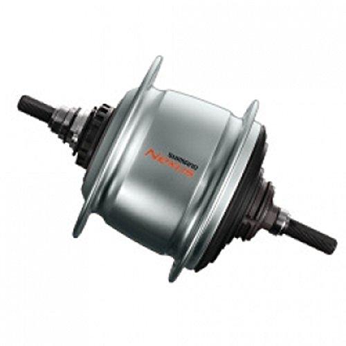 SHIMANO SG-C6001 内装8S シルバー 36H 軸長:203mm OLD:132mm ローラーブレーキ対応 KSGC60018RASB B01MTMS9K8