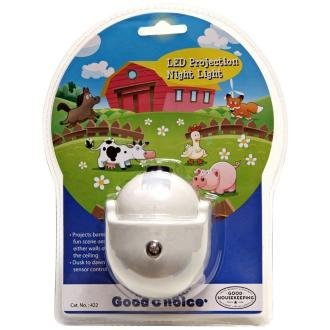 Led Barnyard Light - 9