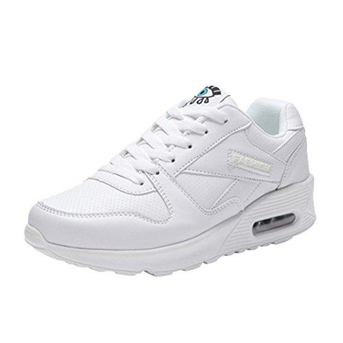 Donna Scarpe Con Sneakers Alta homebaby Outdoor Sportive Zeppa Eleganti p77xdrq