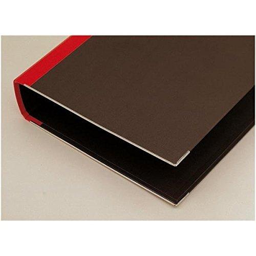 Rosso Rexel D26202 Dox 2 Registratore a Leva Formato Protocollo Confezione da 6