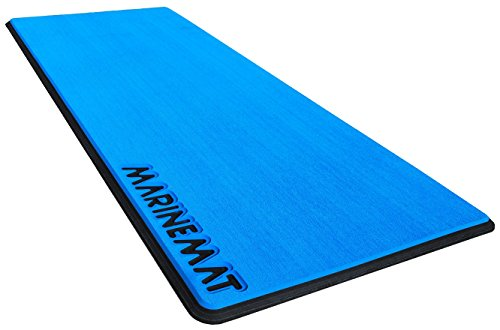 Anti Fatigue Boat Mat by Marine Mat (Aegean Blue - 39