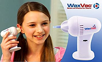 tv ears amazon. waxvac vacuum ear cleaning system clean wax vac as seen on tv ears care removal tv ears amazon