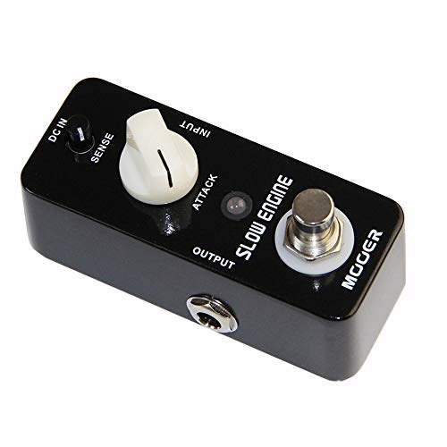 NEW Effect Pedal MOOER Slow Engine pedal Slow Motion Pedal