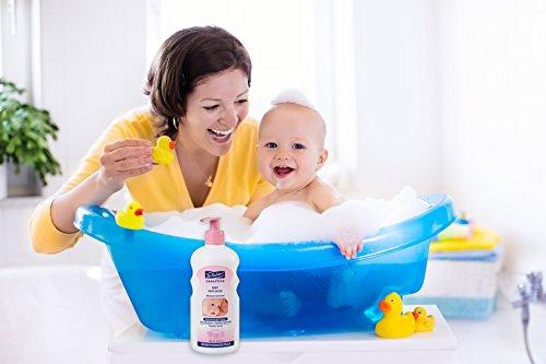 Sensitive Baby Bath Wash Dr. Fischer