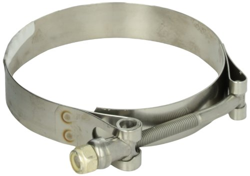 Trident Marine Hose (Trident Marine 720-3000L Stainless Steel T-Bolt Hose Clamps, 3/4