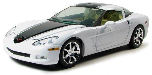 1:24 GreenLight SE - Corvette C6 - White