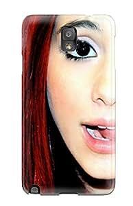CaseyKBrown SiPZsTb10802lCbny Case Cover Skin For Galaxy Note 3 (ariana Grande)