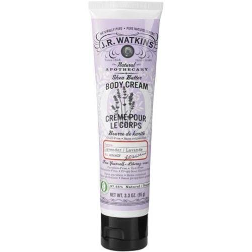 J.R. Watkins: Lavender Shea Butter Body Cream, 3.3 oz