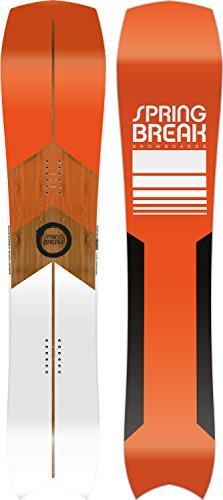 Capita Spring Break Powder Tree Hunter Snowboard Mens Sz 161cm