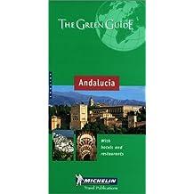 Michelin the Green Guide Andalucia (Michelin Green Guide : Andalucia, 1st ed) by Michelin Travel Publications (2001-02-20)