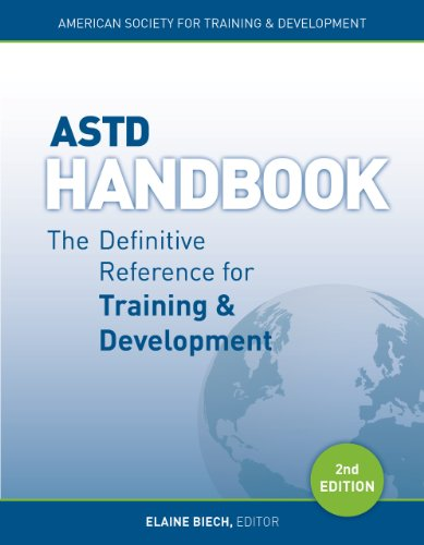 ASTD Handbook: The Definitive Reference for Training & Development (Employee Training Development compare prices)