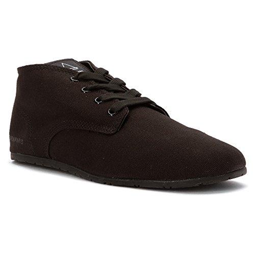 Sneakers Moda Basmono Da Uomo Nere Undisparis