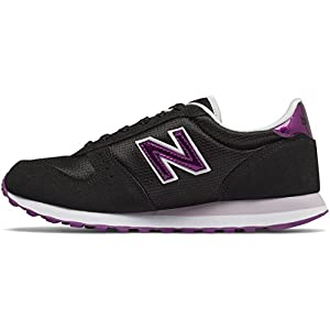 New Balance Women's 311v1 Sneaker, Black, 12 B US