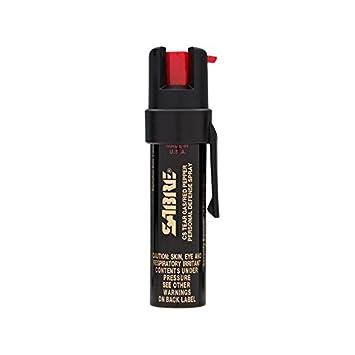 Amazon.com: Sabre 3 en 1, aerosol de pimienta, fuerzas ...